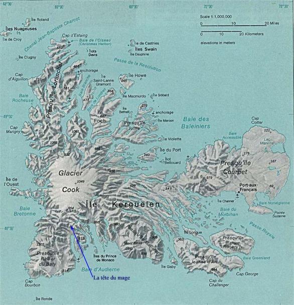 Heard And Mcdonald Islands Google Maps